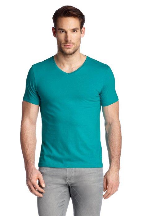 T-shirt 'Canistro 80 Modern Essential', Open Green