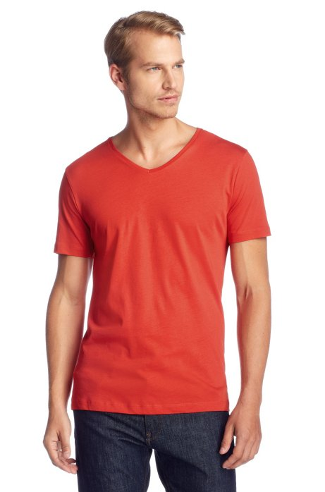 T-shirt 'Canistro 80 Modern Essential', Red