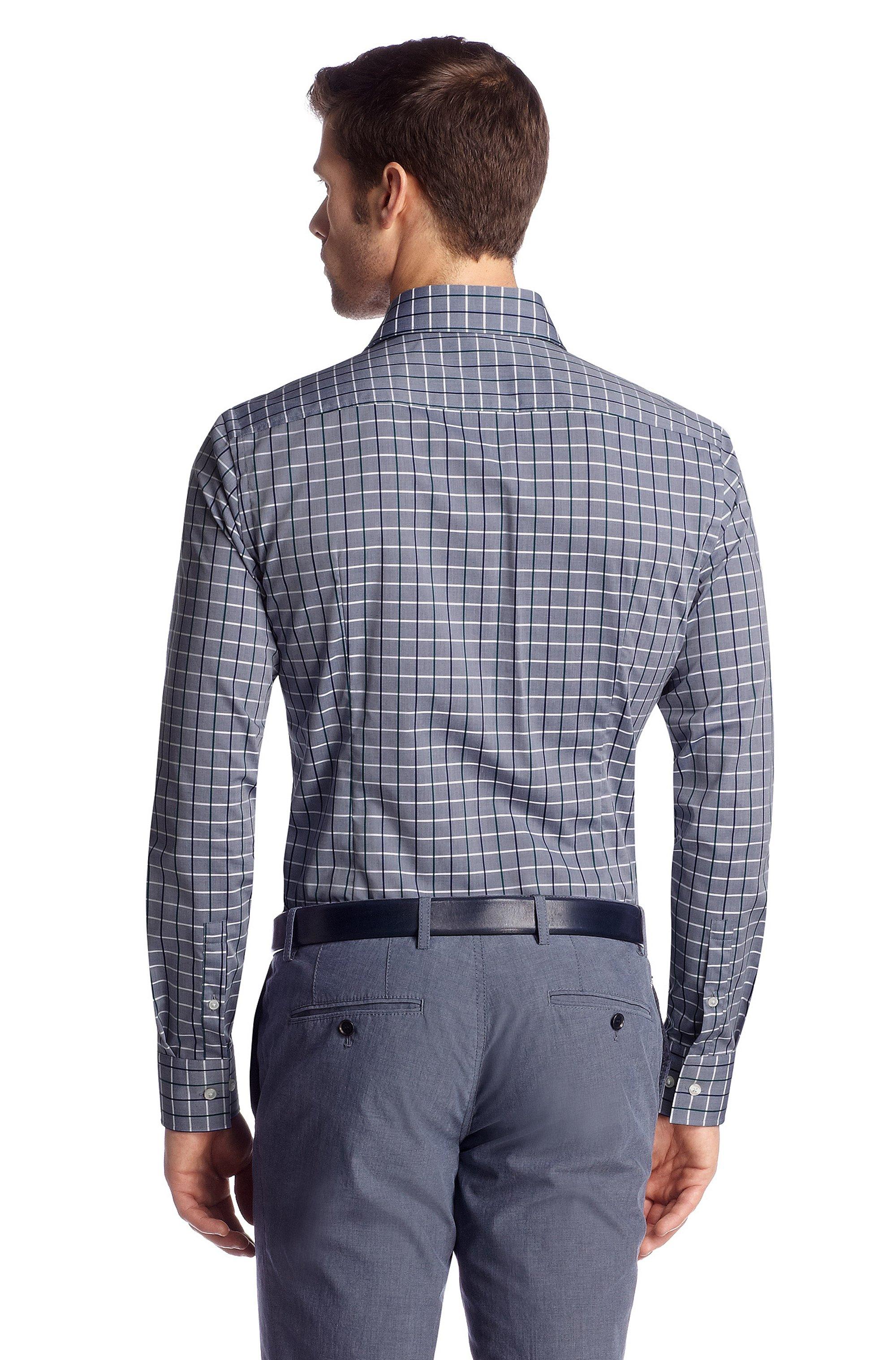 Regular Fit business shirt made of cotton'Jaron'