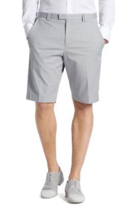 Bermuda-Shorts ´Himmo` aus Baumwoll-Mix, Grau