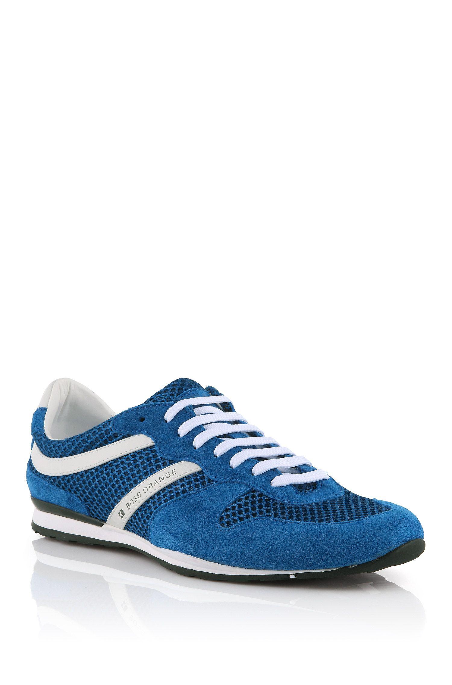 Sneaker ´Orlenno` aus Veloursleder