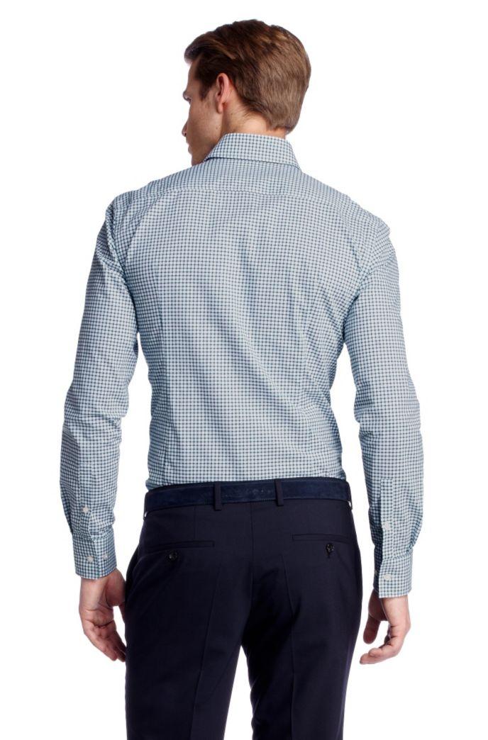 Business shirt with shark collar 'Dwayne'