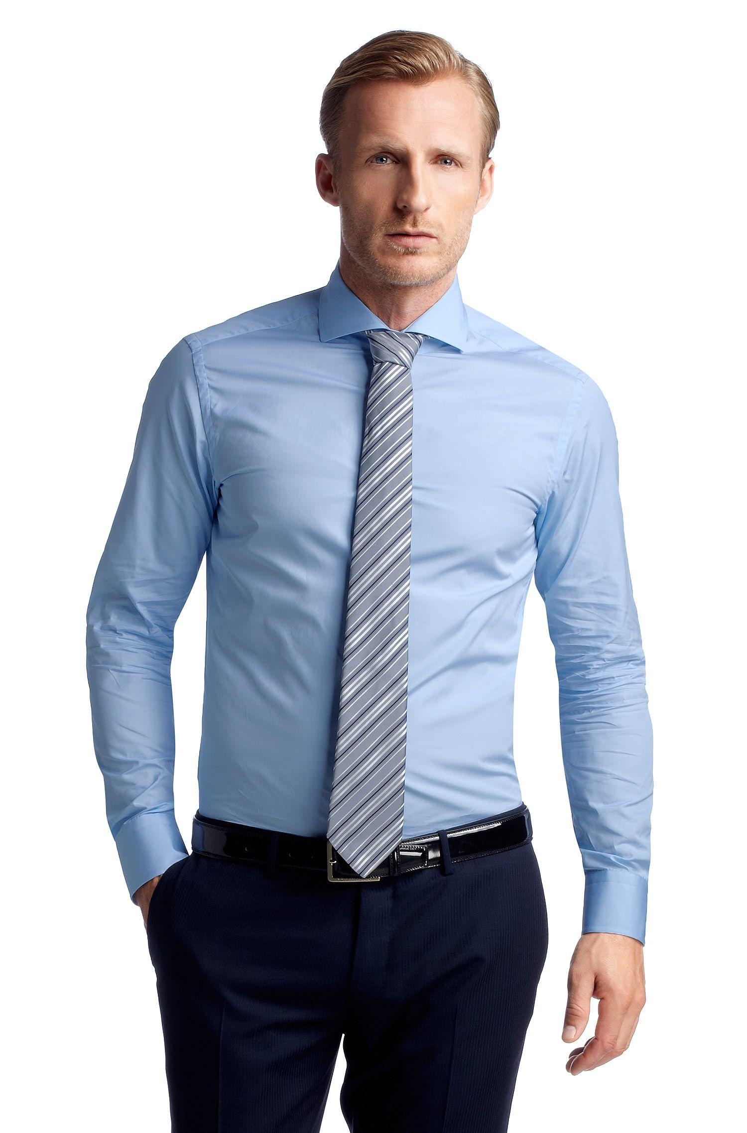 Business-overhemd ´Christo` met cutaway-kraag