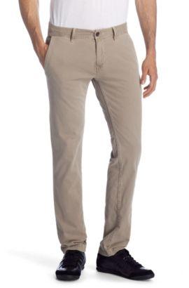 Pantalon détente Slim Fit, Schino-Slim1-D, Gris chiné