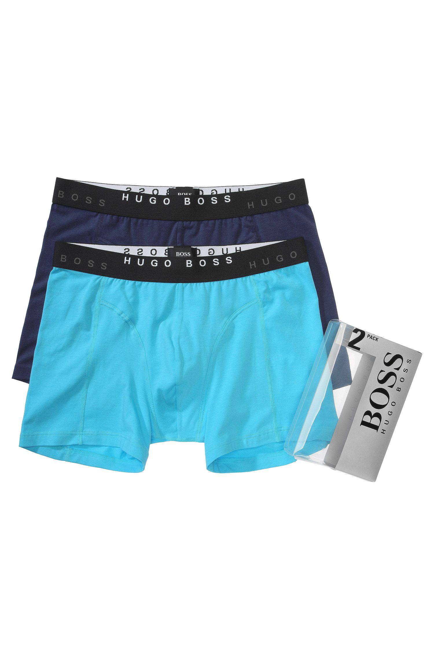 Boxershorts im 2er-Pack ´Cyclist 2P BM`, Dunkelblau