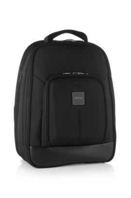 Sac à dos «Lisitea» avec compartiment pour ordinateur portable, Noir