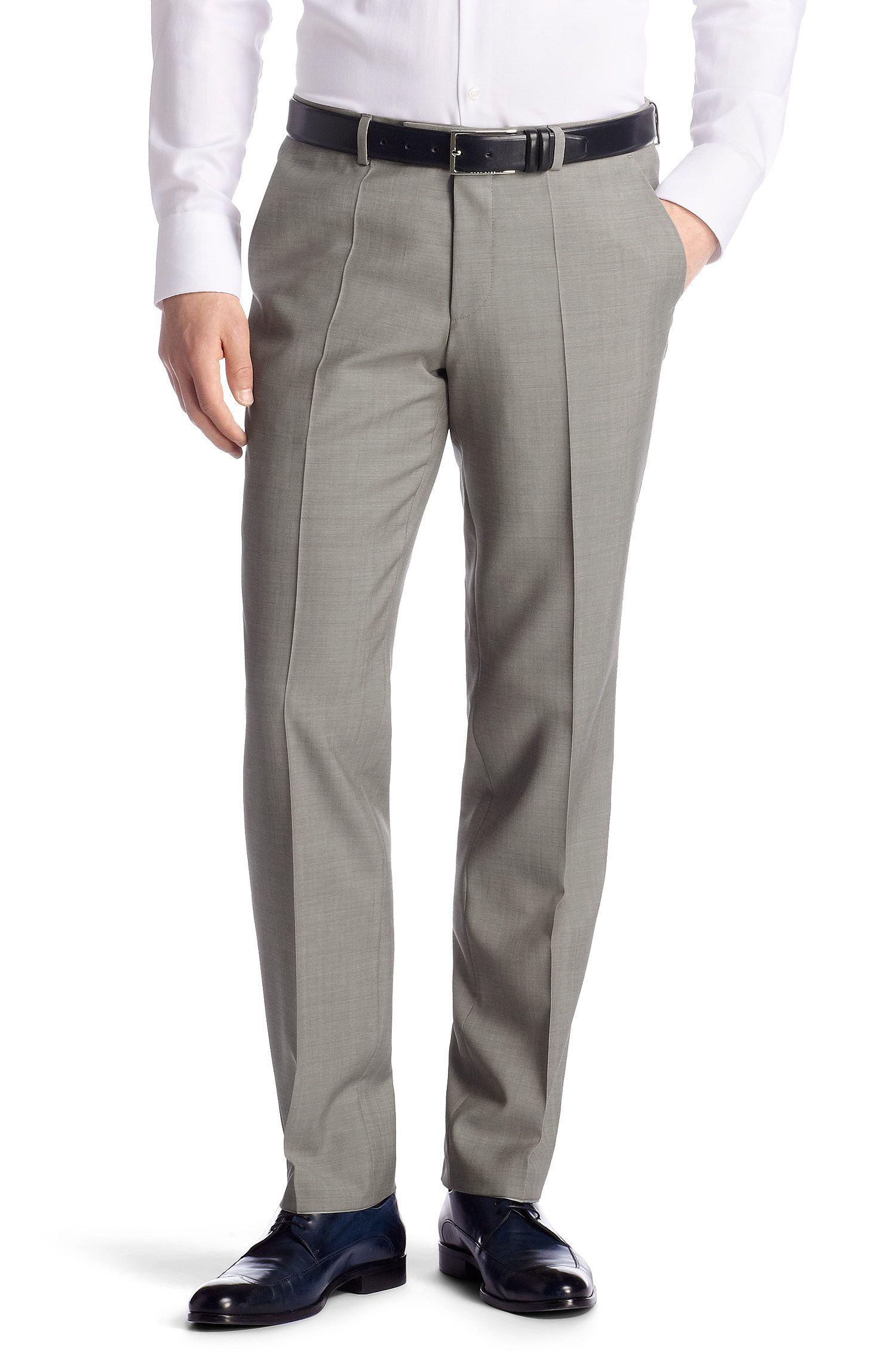 Anzug-Hose ´Shark4` aus reiner Schurwolle