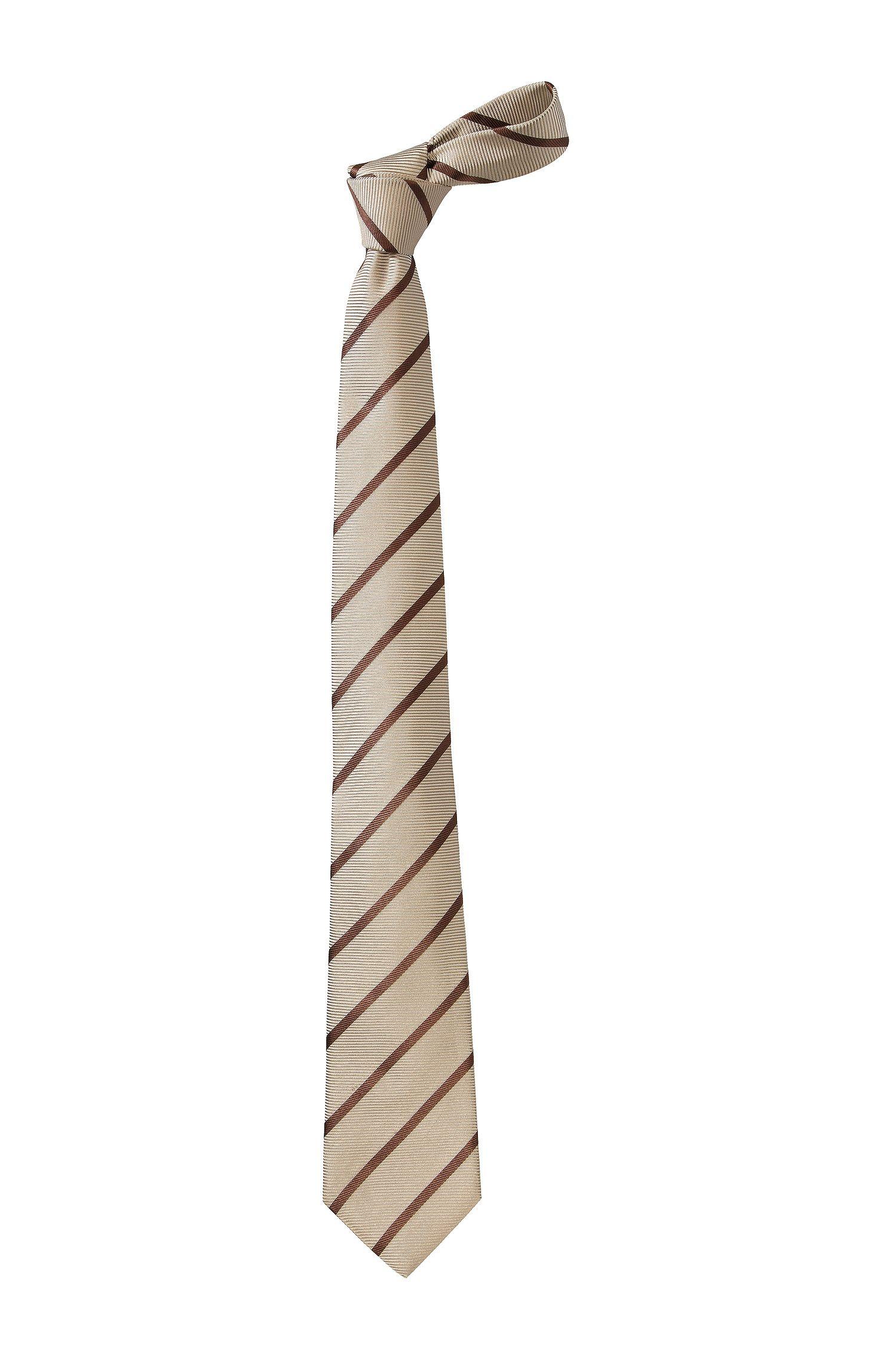 Krawatte ´TIE CM 8` mit Webstreifen