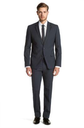 Slim fit kostuum ´Ayken/Hemus`, Donkerblauw