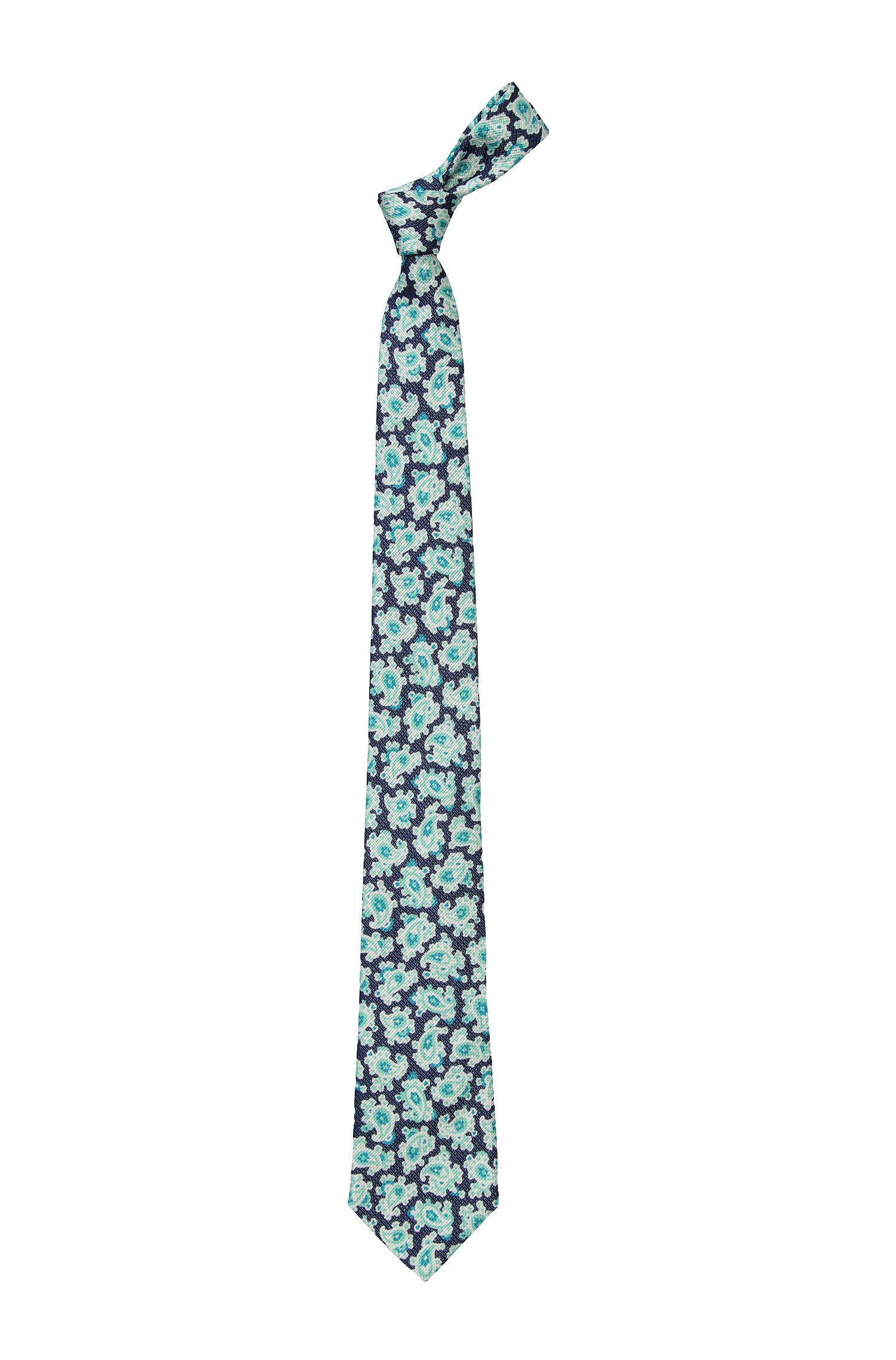 Krawatte ´TIE CM 8` aus einem Seiden-Mix