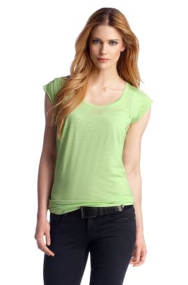 T-Shirt ´Torasi` mit Kurzarm, Hellgrün