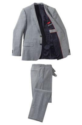 Modern Slim-Fit Anzug ´Amaro/Heise`, Dunkelblau