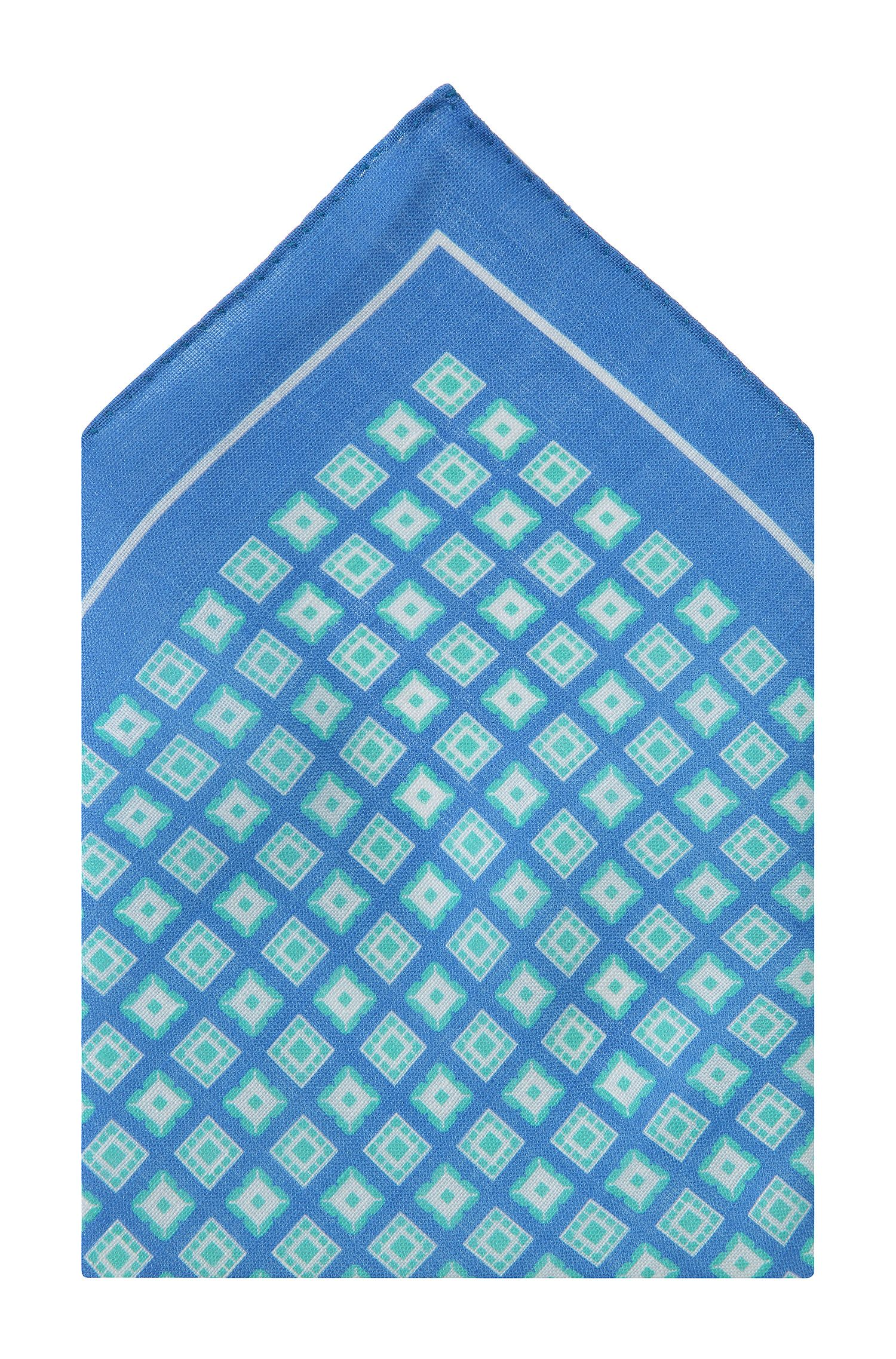 Pochet ´Pocket square 33x33` van linnen