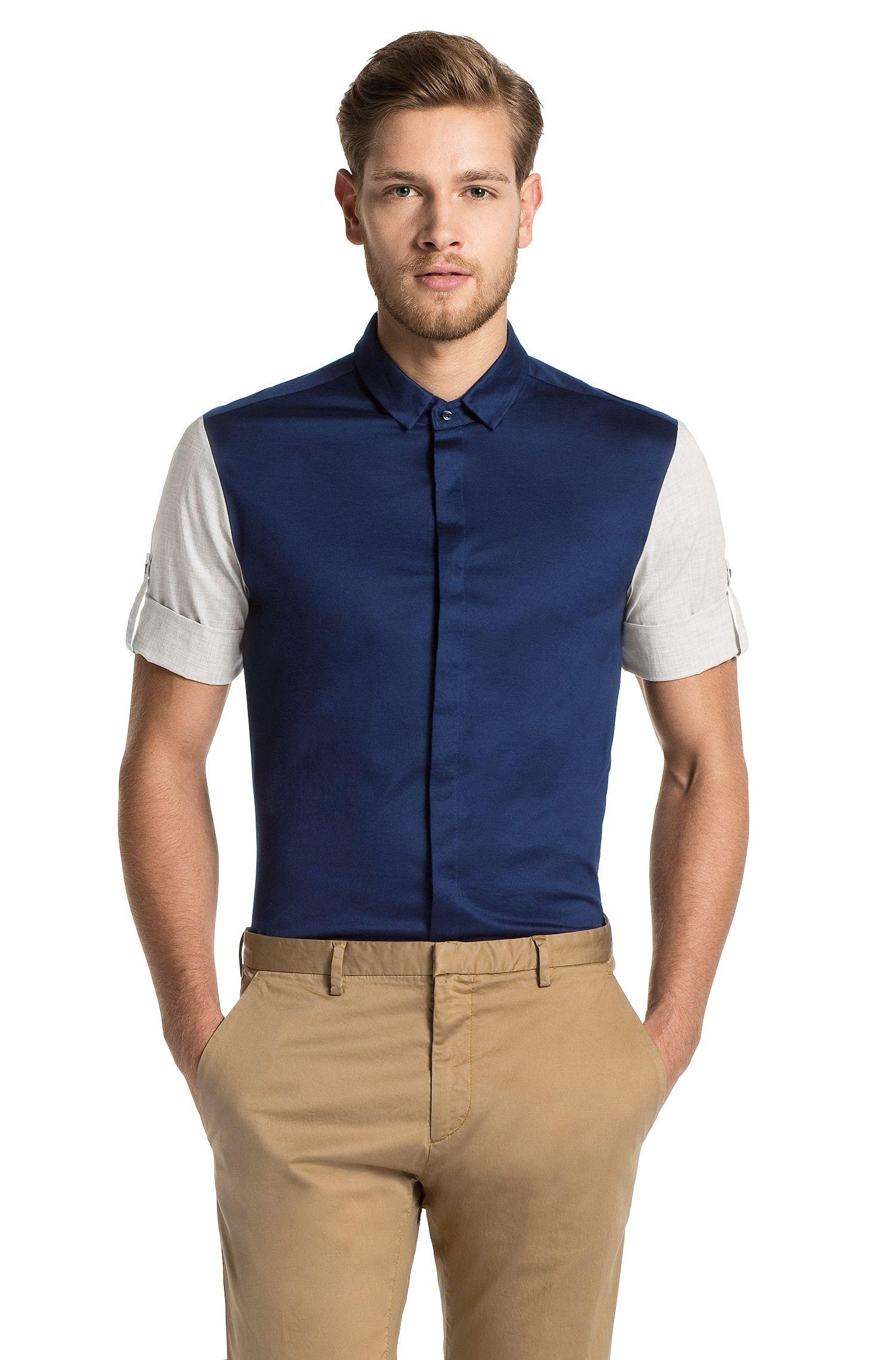 Regular-Fit Kurzarm-Hemd ´Darroll`