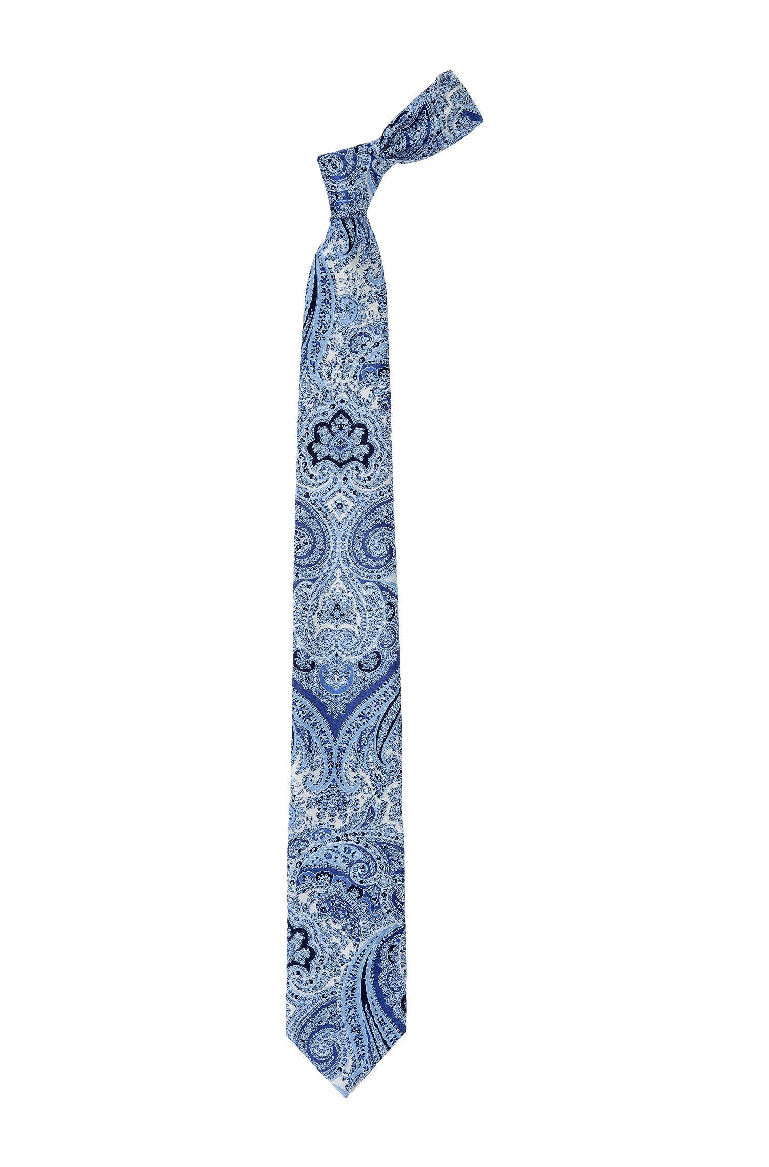 Krawatte ´Tie 7,5 cm` aus reiner Seide