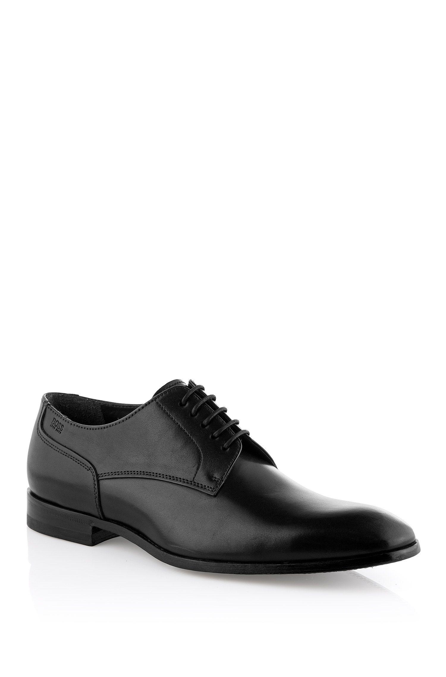 Chaussures à lacets en cuir de vachette, Romes