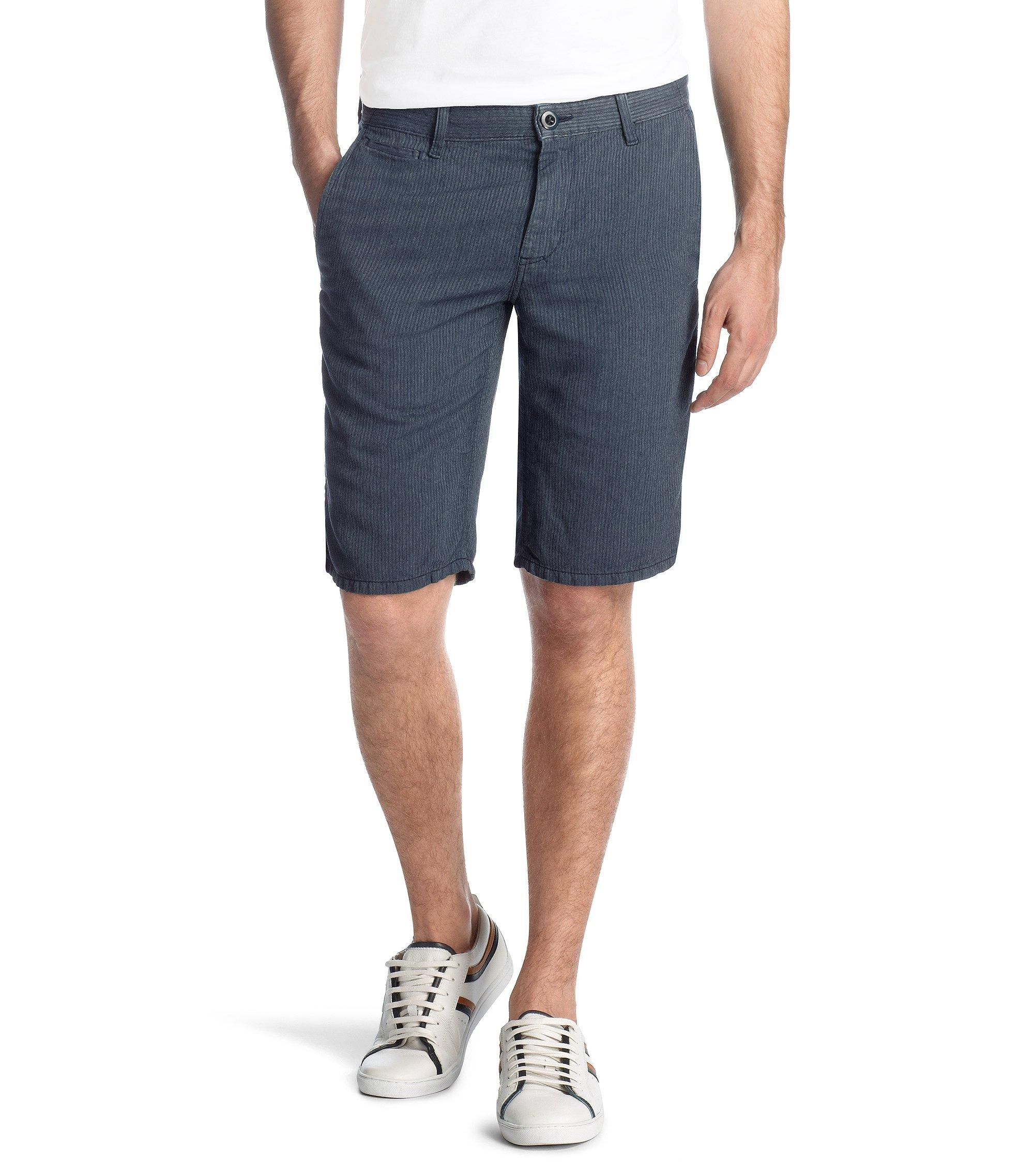 Shorts ´Shure-Shorts-D` im 5-Pocket Stil, Dunkelblau