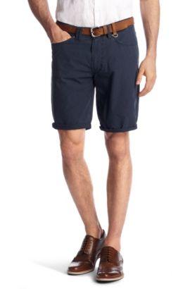 Shorts cargo à fermeture zippée, Bahamas-10, Bleu vif