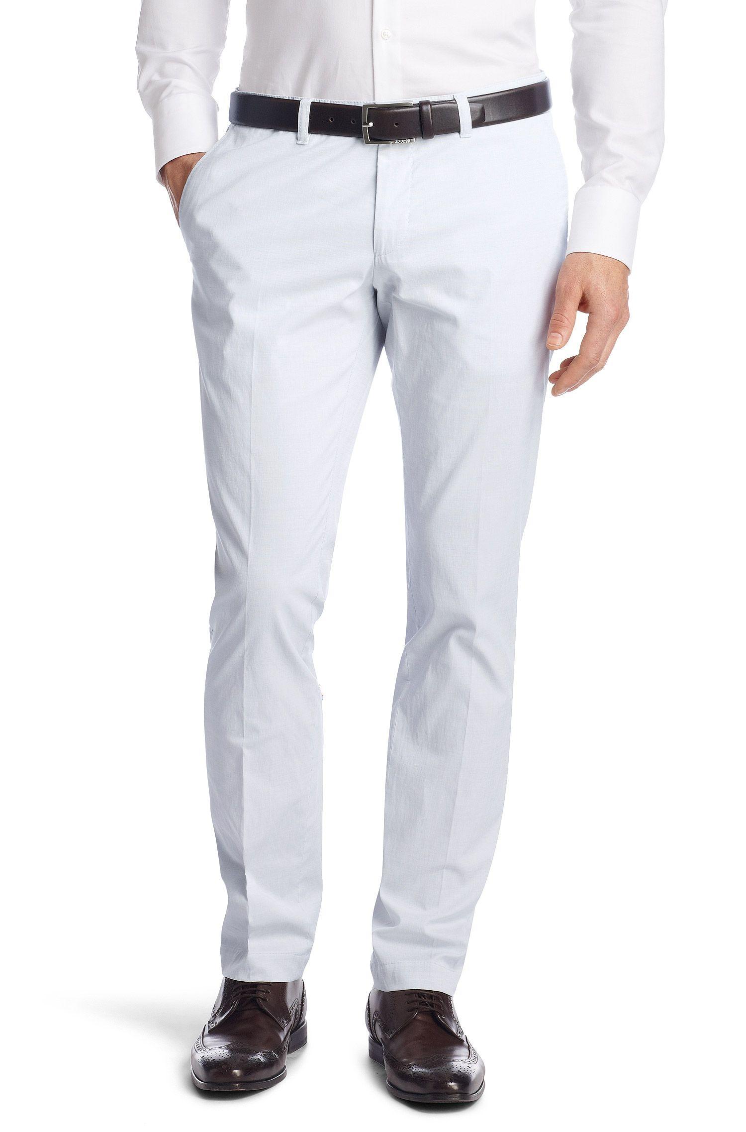 Pantalon à jambes étroites, Wing1-W