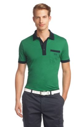 Regular-Fit Polo ´Paddys`, Grün