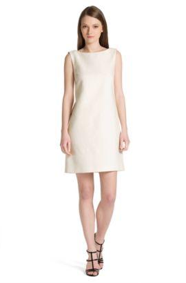 Kleid ´Katisa-1` aus Baumwolle, Natur