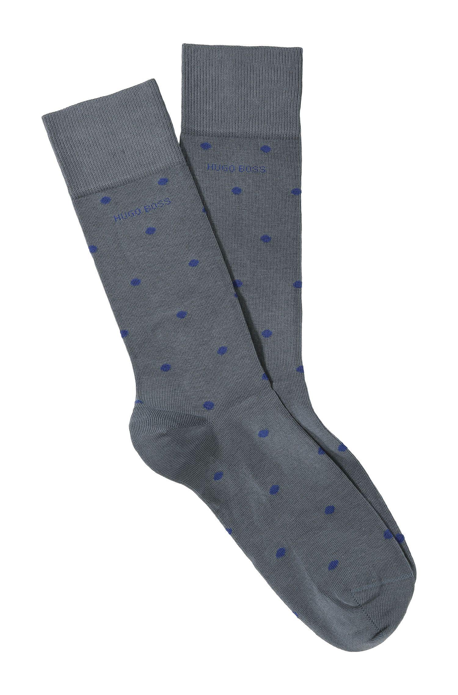 Socken ´RS Design` aus Baumwollkomposition, Dunkelgrau