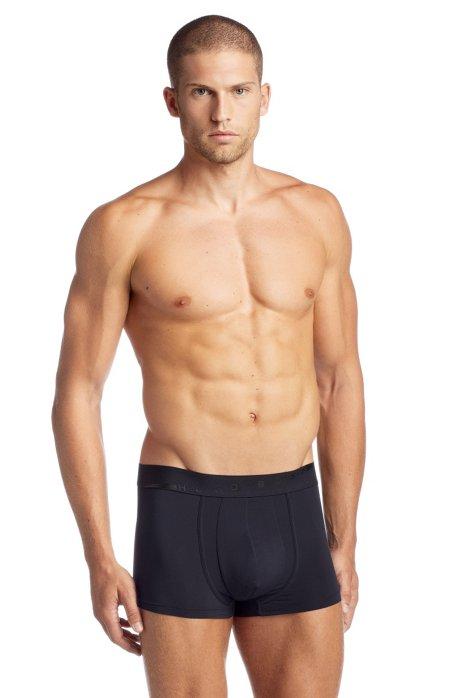 Shorts with elastane 'Boxer BM', Dark Blue