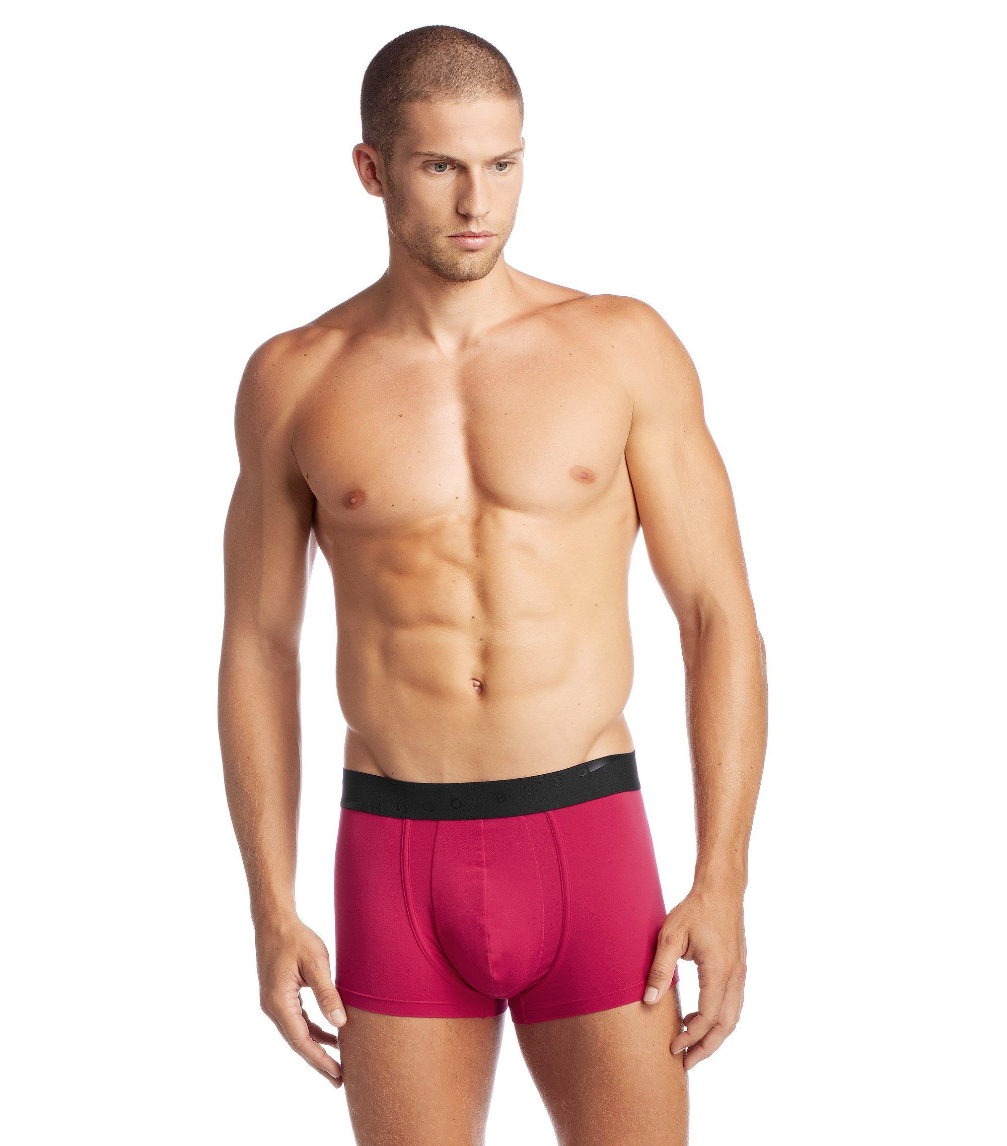 Shorts ´Boxer BM` mit Elasthananteil, Pink