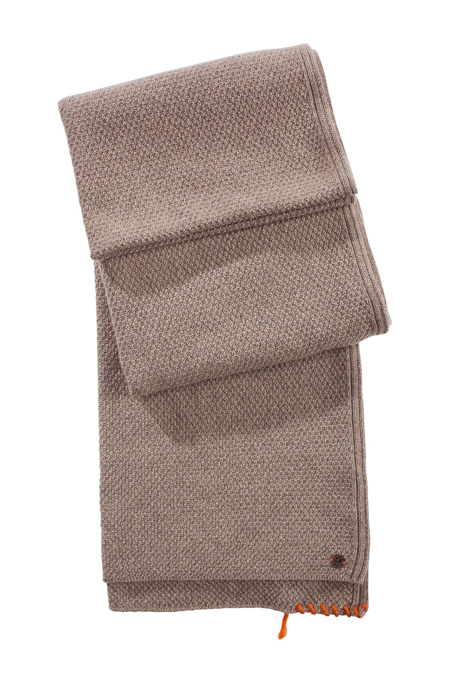 Schal ´Naema` aus Schurwoll-Gemisch
