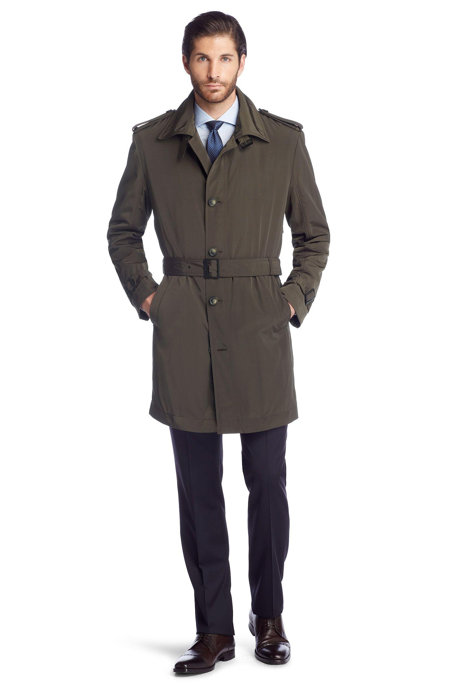 Trench-coat à doublure bien chaude, The Trace
