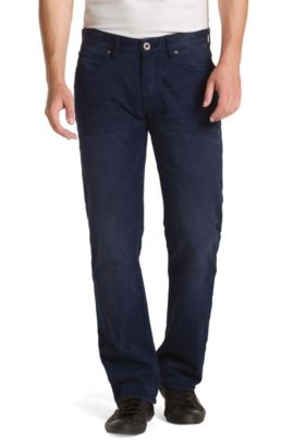 Regular fit jeans 'Orange25 double', Donkerblauw