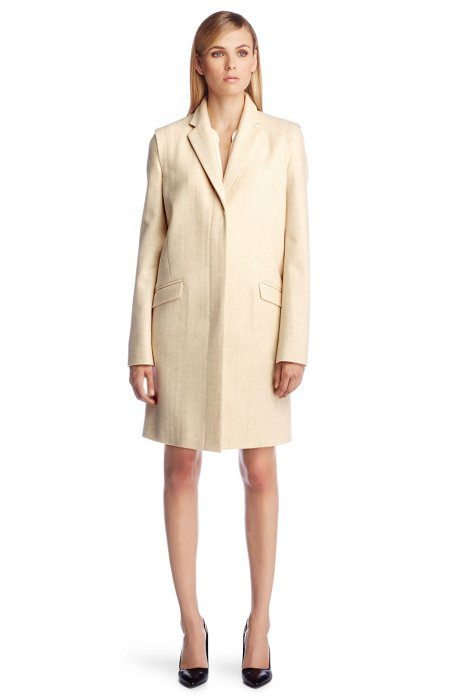 Iconic Item coat 'Myas', Light Beige