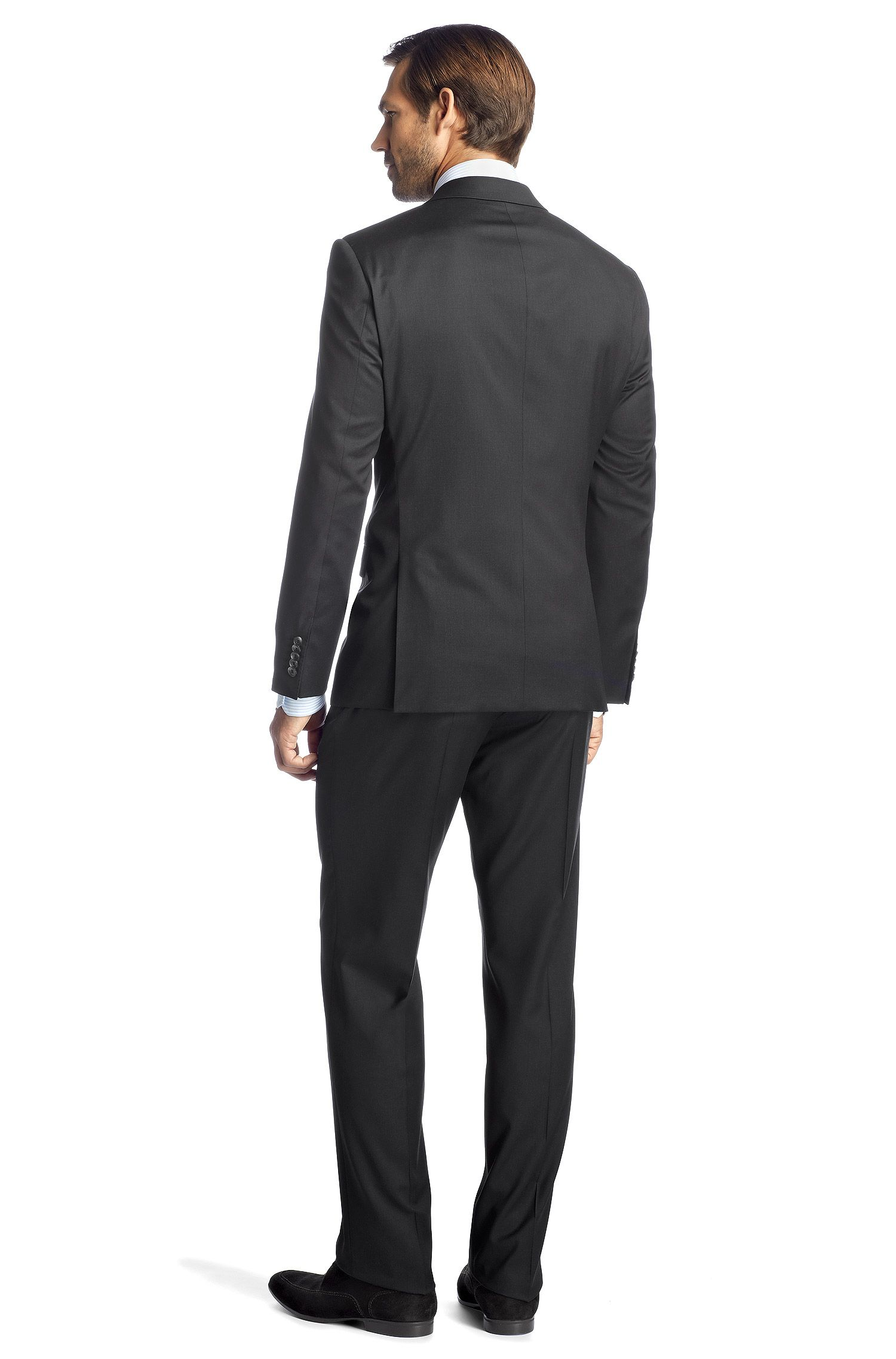 Costume de coupe Regular Fit, Howard1/Court2, Anthracite