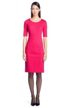 Kleid ´Kumba` aus Viskosekomposition, Pink