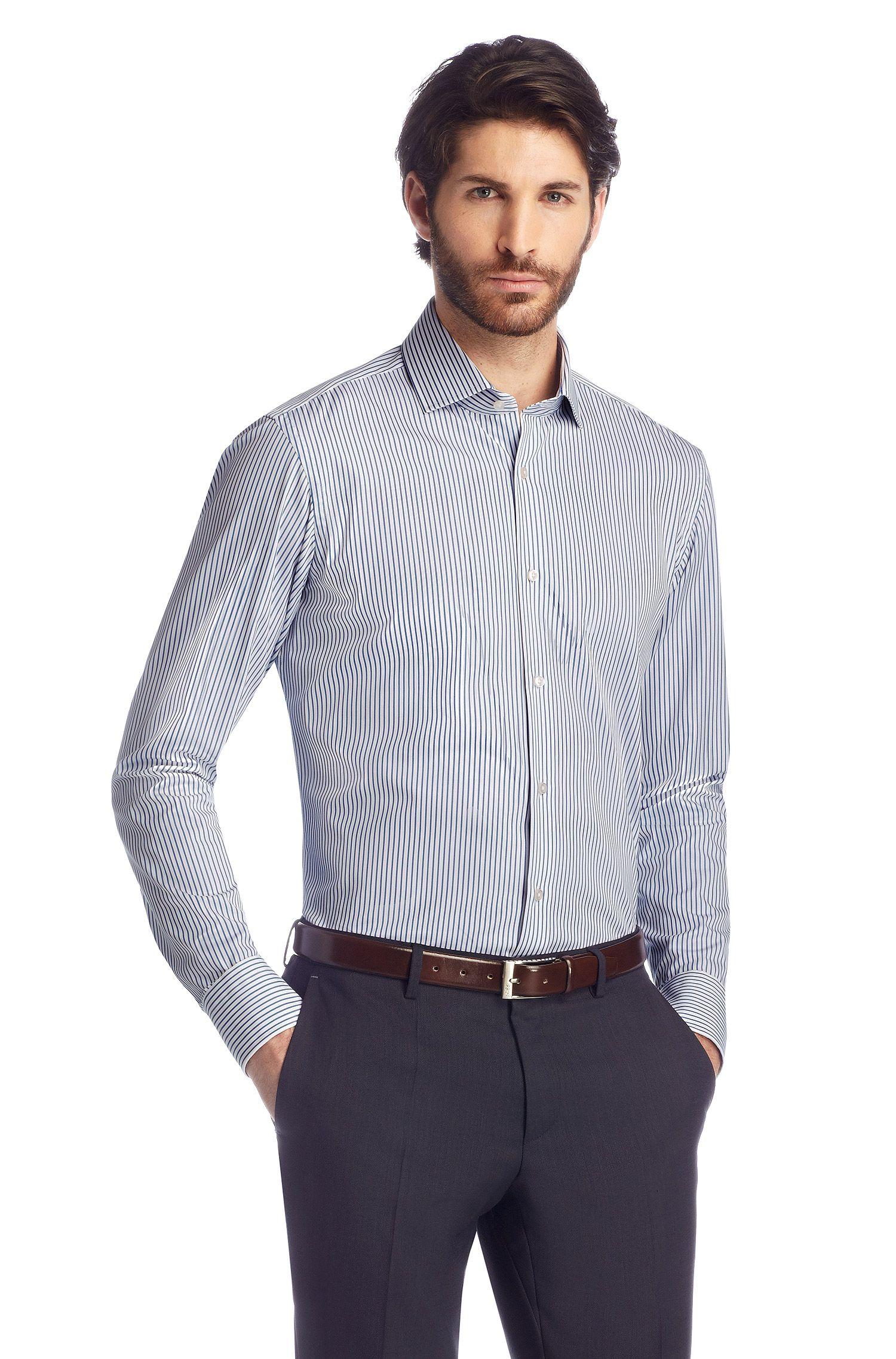 Regular-Fit Business-Hemd ´Gordon` mit extralangen Ärmeln