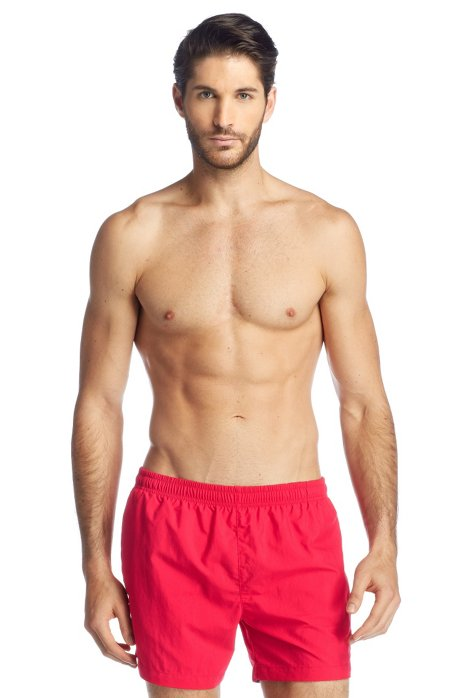 Quick-drying swim shorts 'Thornfish BM', Red