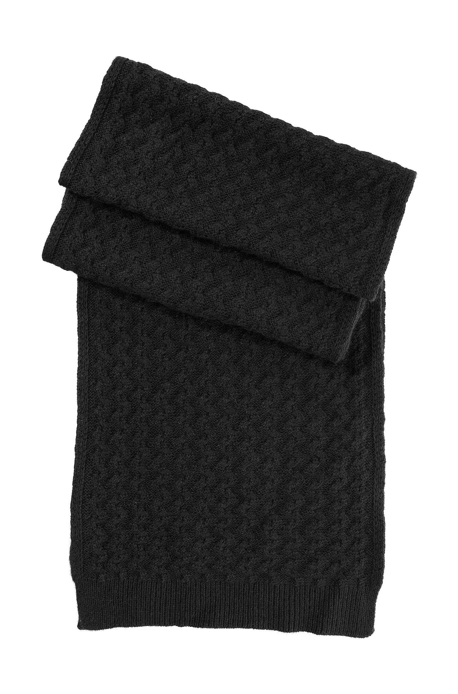 Gebreide sjaal 'SC526'