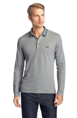 Polo de coupe Regular Fit, Lesona 29, Bleu vif