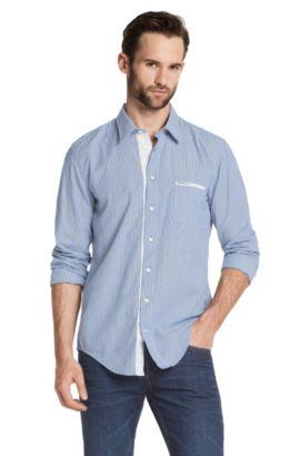 Freizeit-Hemd ´CieloebuE`, Blau