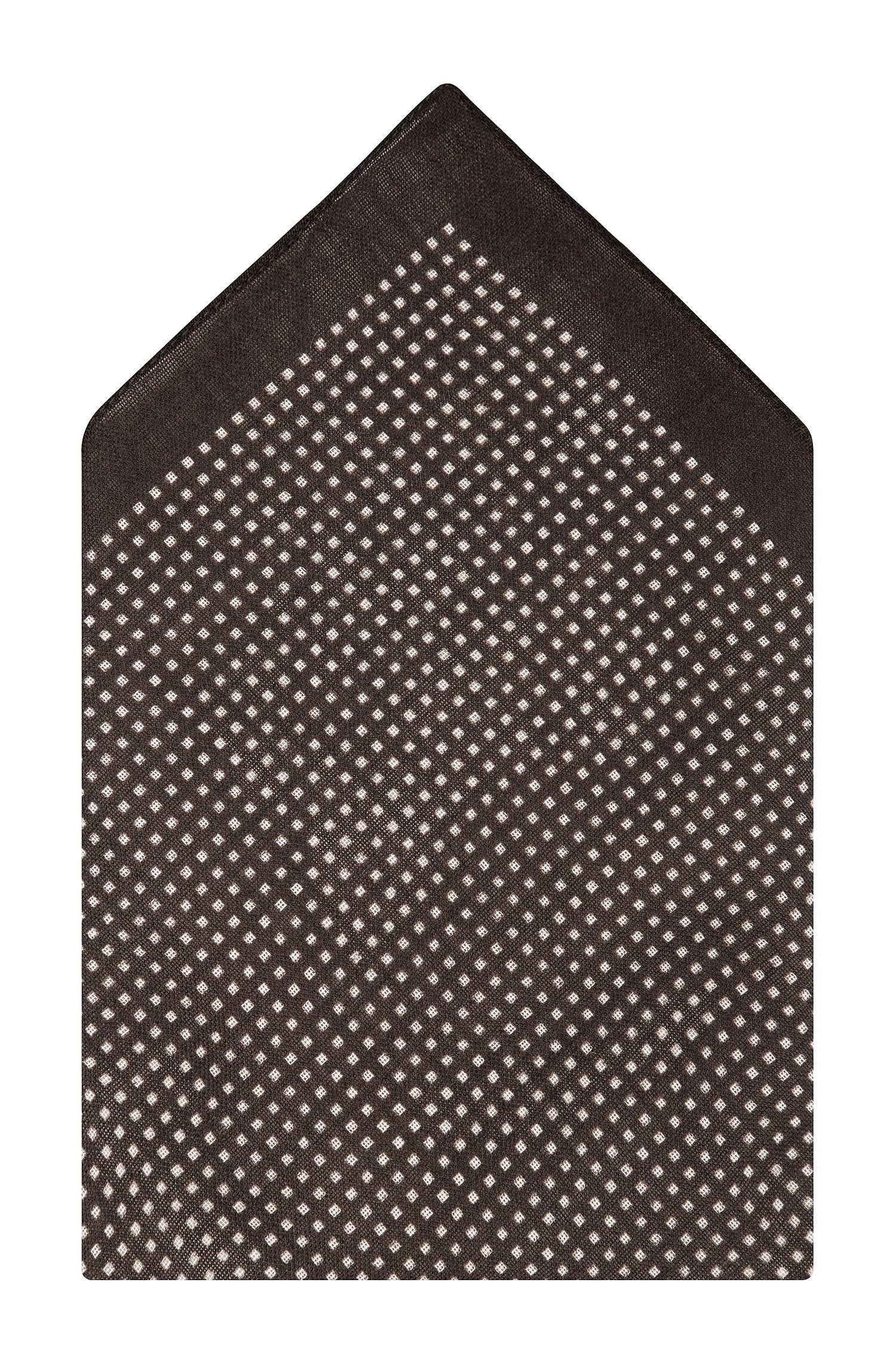 Einstecktuch ´Pocket square 33 x 33` aus Wolle