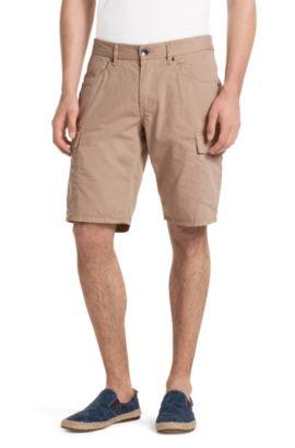 Short Regular Fit «Schwinn2-Shorts-D», Beige clair