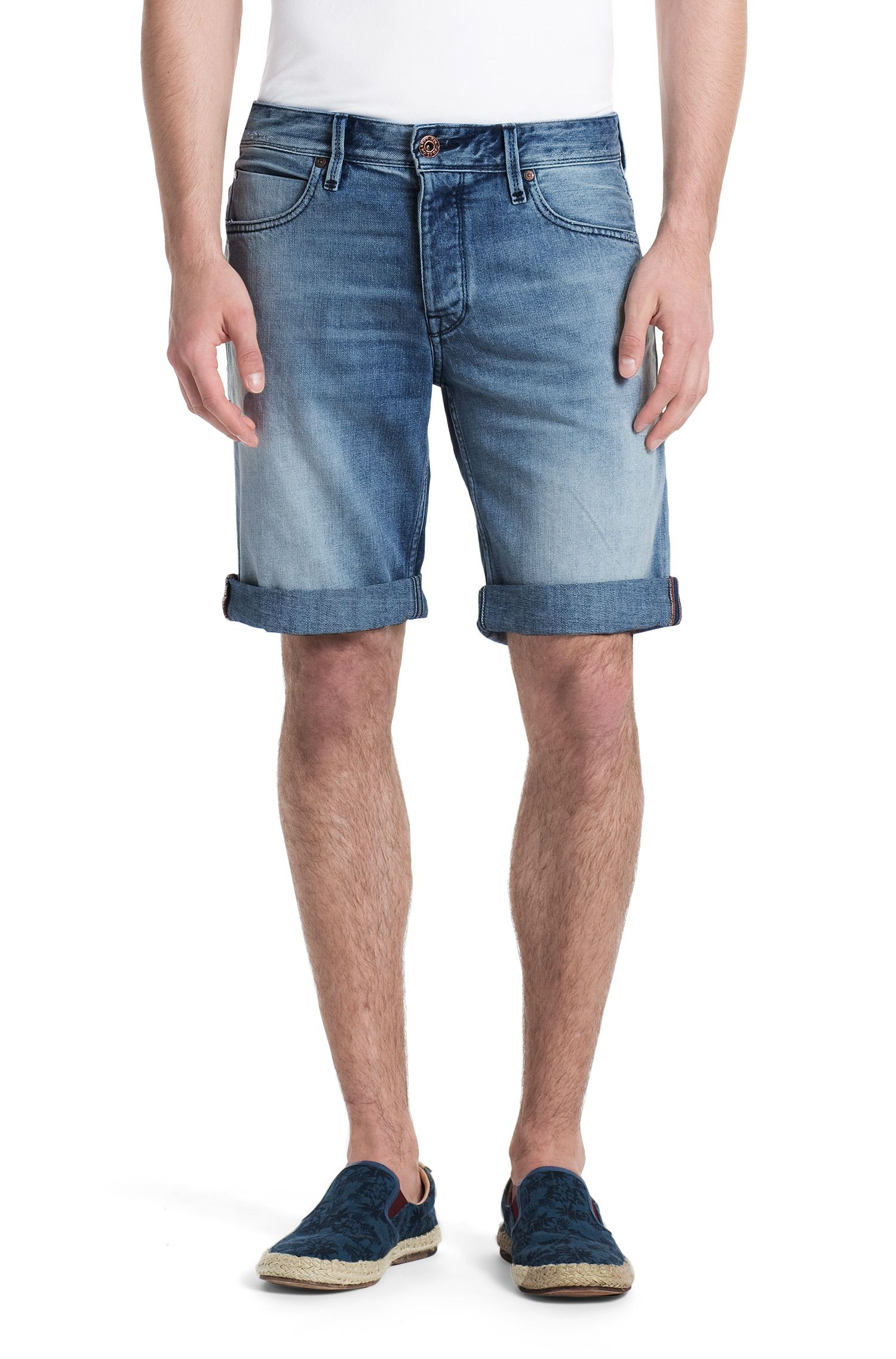 Short en jeans Regular Fit «Orange24 MilanoShort»