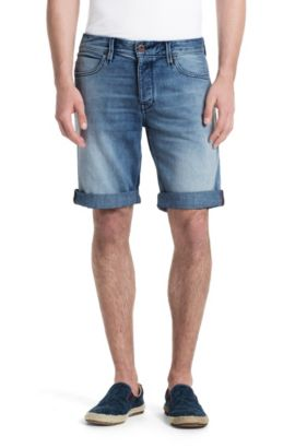 Regular-Fit Jeansshorts ´Orange24 MilanoShort`, Hellblau