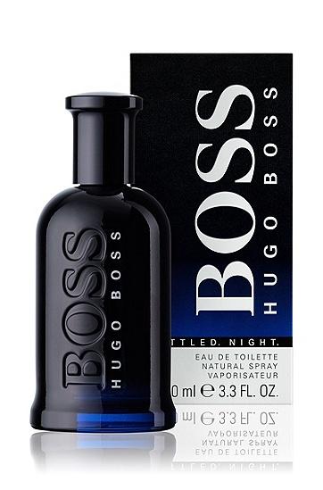 BOSS 博士午夜绅士淡香水100ML,  999_实物颜色