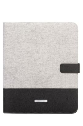 Universalmappe ´IVERNESS` für Tablet-Computer, Grau