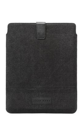 Beschermhoes ´PILOT` voor tablet-computers, Zwart