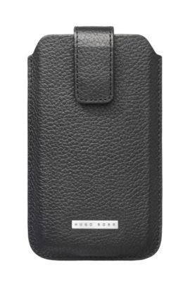 Universaltasche ´BARCELONA` für Smartphones, Schwarz