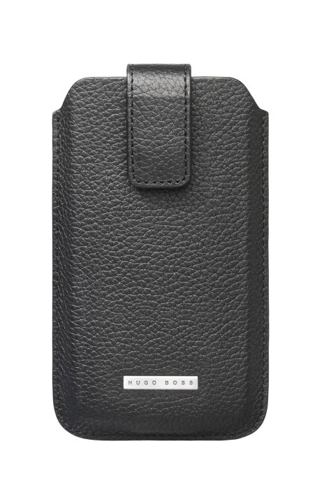 Universal smart phone pouch 'BARCELONA', Black