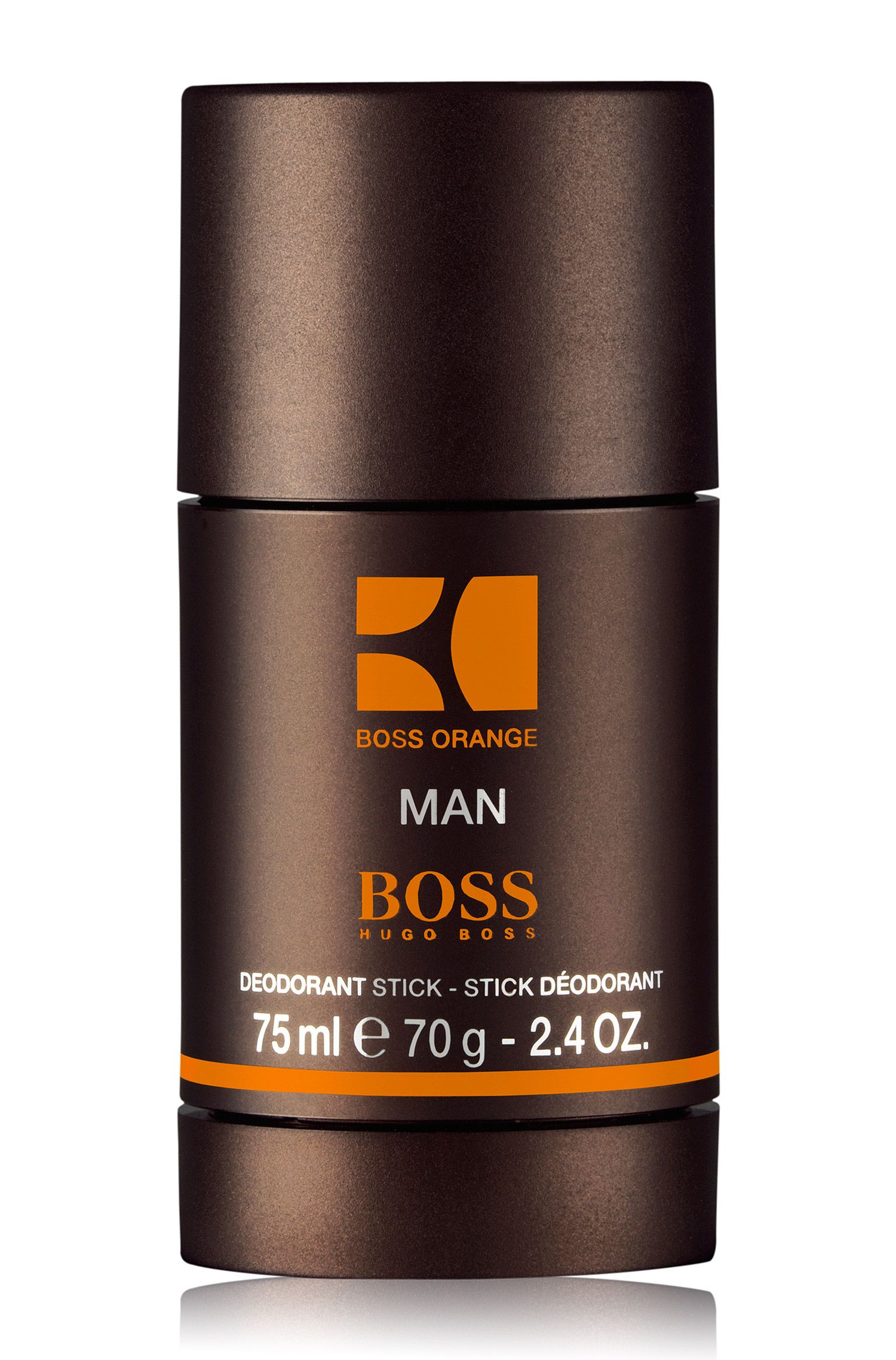 Desodorante en barra BOSS Orange Man de 75 ml