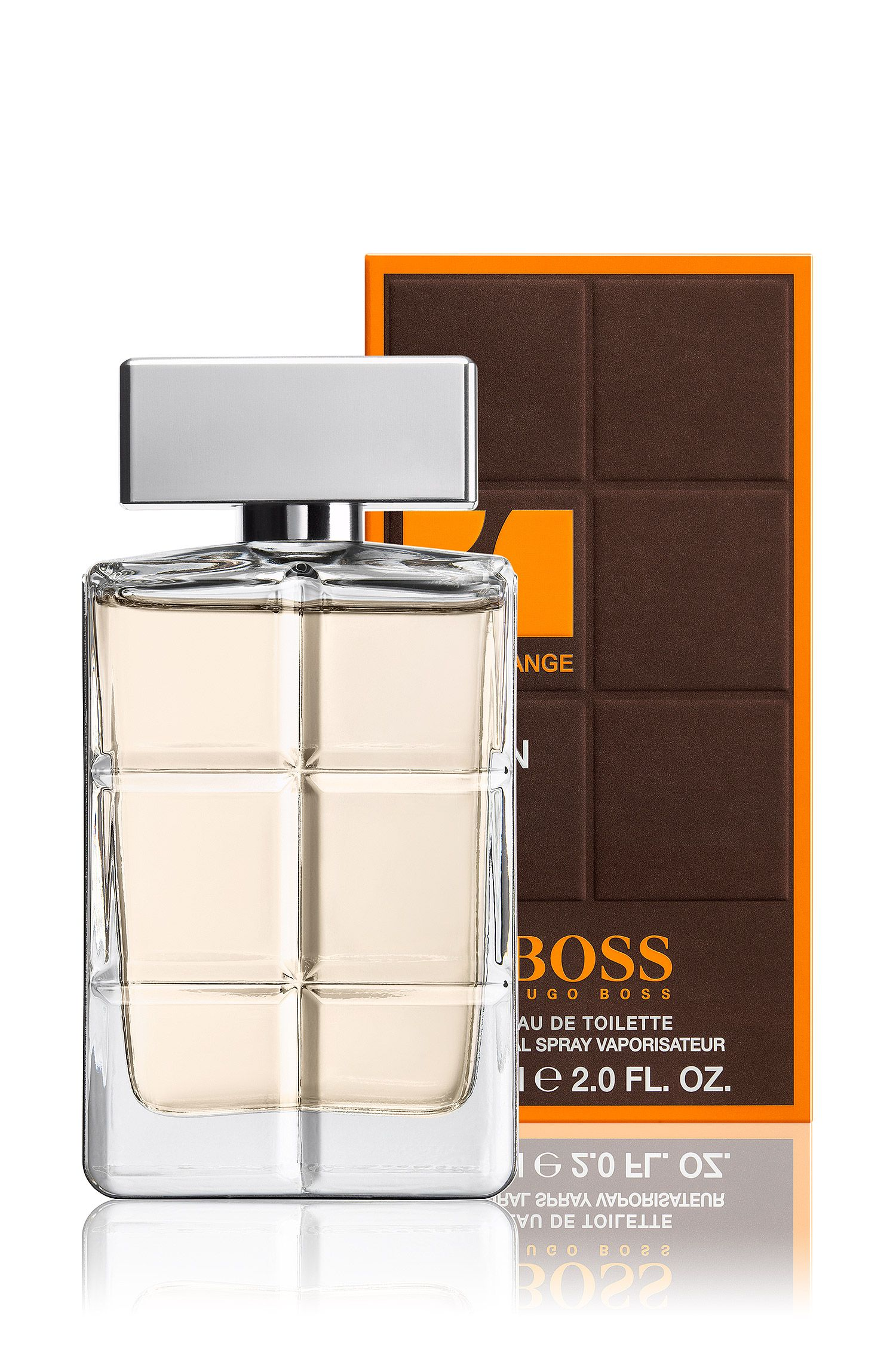 Eau de Toilette BOSS Orange Man, 60 ml